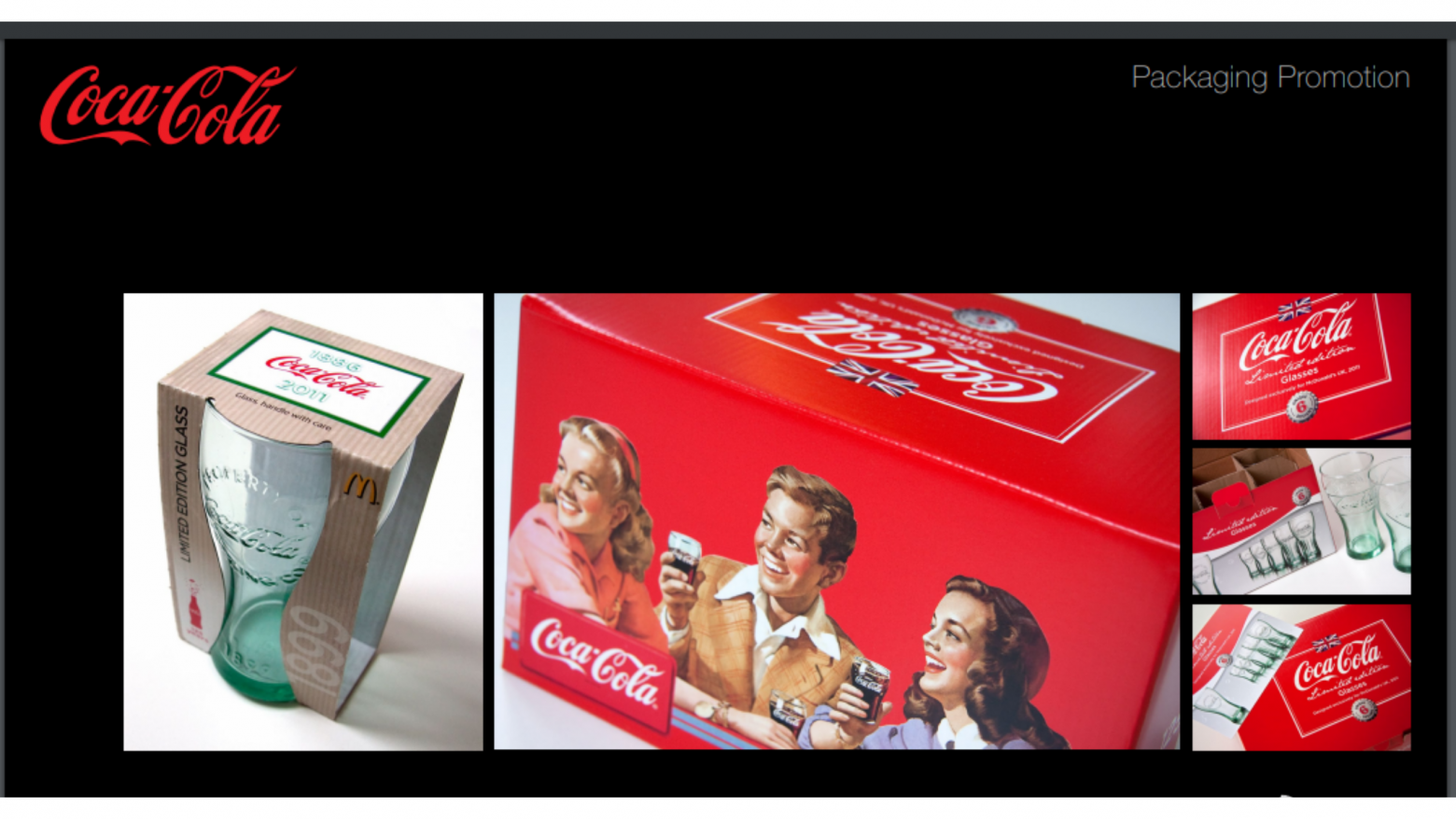 Coca-Cola Packaging