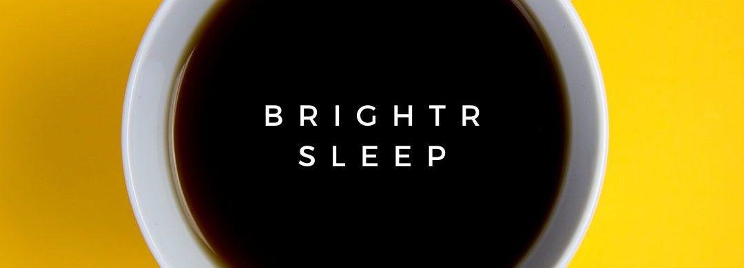 Brightr Sleep Product + Packaging
